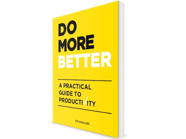 Book Review: Do More Better- Tim Challies (2016)