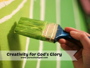 Creativity for God's Glory