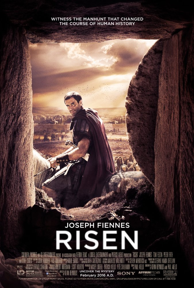 Review: Risen (2016)