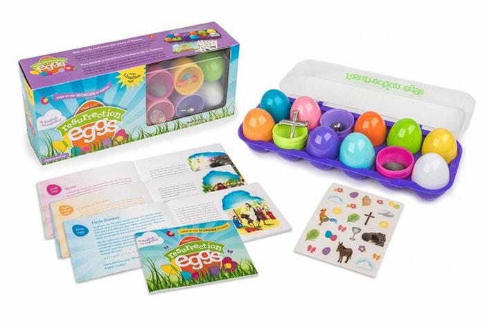 Easter for Kids: Resurrection Eggs