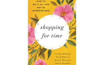 Book Review: Shopping for Time- Carolyn Mahaney, Nicole Whitacre, Kristin Chesemore & Janelle Bradshaw