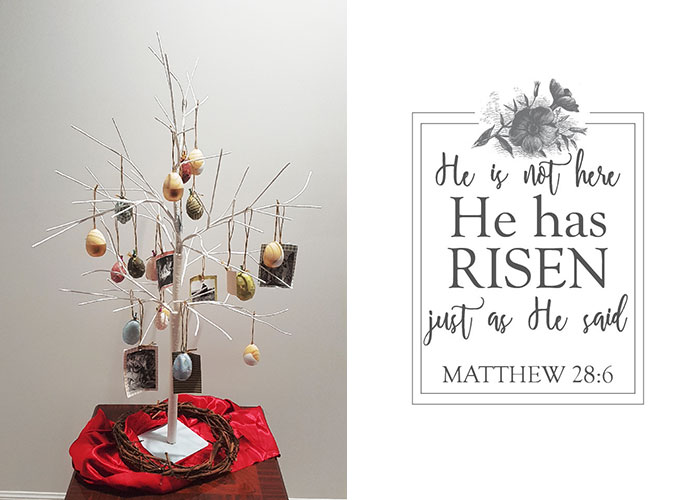 Celebrating Easter: Decorating the Home