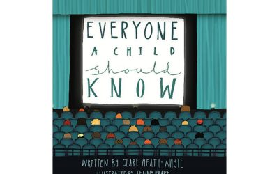 Children's Book Review: Everyone A Child Should Know- Clare Heath-Whyte (Writer), Jenny Brake (Illustrator)