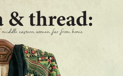 Book Review: Tea & Thread- Sally Bathgate and Katrina Flett Gulbrandsen