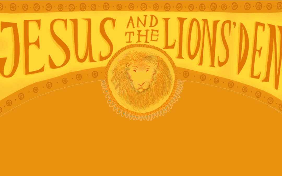 """REVIEW: """"Jesus and the Lions' Den"""" by Alison Mitchell and Catalina Echeverri"""