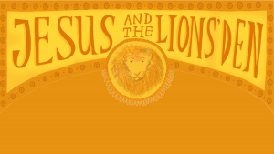 REVIEW: Jesus and the Lions' Den by Alison Mitchell and Catalina Echeverri