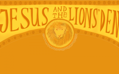 "REVIEW: ""Jesus and the Lions' Den"" by Alison Mitchell and Catalina Echeverri"